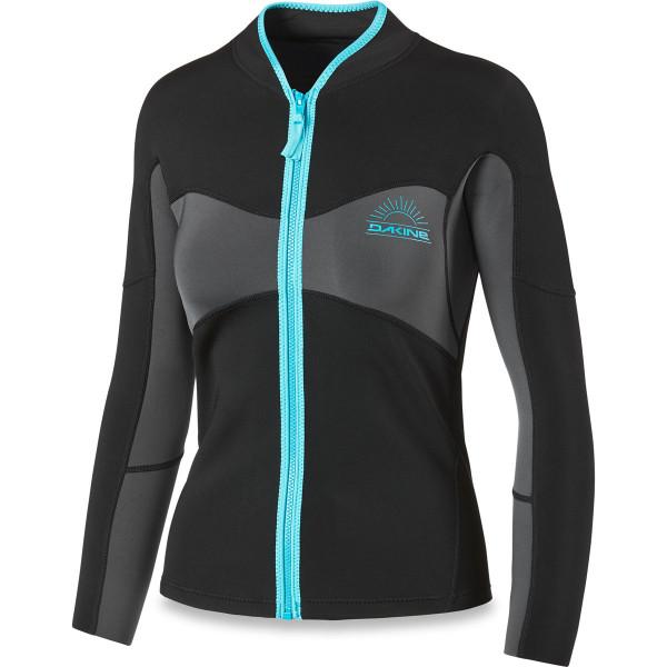 Dakine Womens 1MM Neo Jacket L/S Damen Neopren Shirt Black