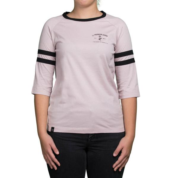 Nitro Burnout W Tee 21 T-Shirt Lavender Ice