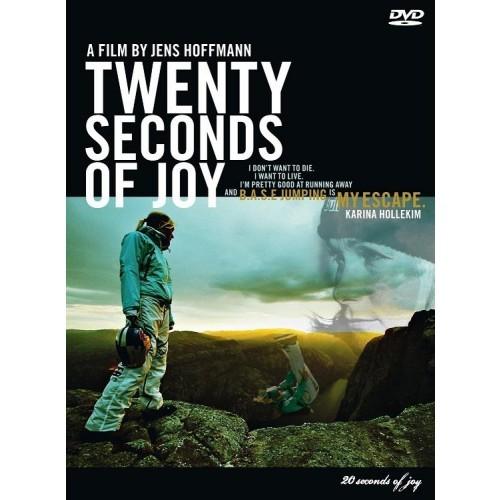 TWENTY SECONDS OF JOY - KARINA HOLLEKIM DVD Base Jumping Video