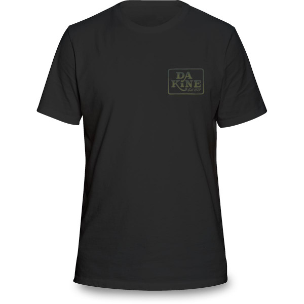 Dakine Est 79 T Shirt Herren Black