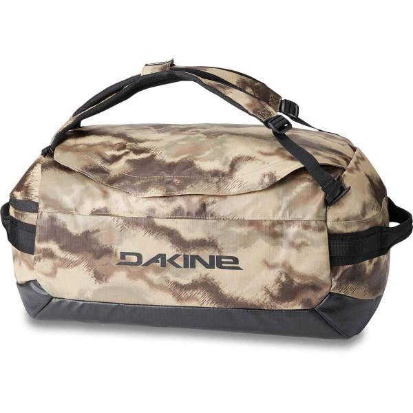 Dakine Ranger Duffle 60L Tasche mit Rucksackgurten Ashcroft Camo