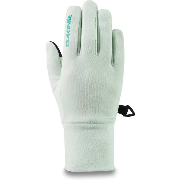 Dakine Youth Storm Liner Kinder Ski- / Snowboard Handschuhe Green Lily