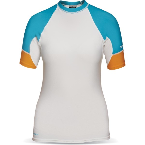 Dakine Flow Snug Fit Lycra White
