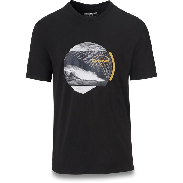 Dakine Crest Photo T Shirt Herren Black