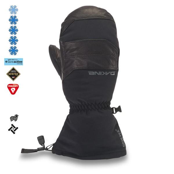 Dakine Excursion Gore-Tex Mitt Herren Ski- / Snowboard Handschuhe Black