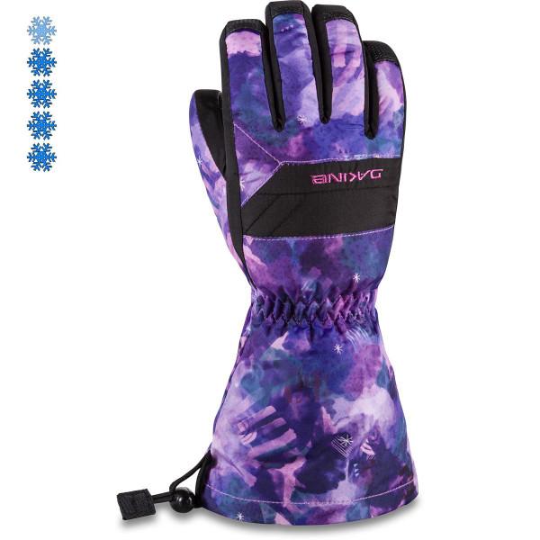 Dakine Yukon Glove Kinder Ski- / Snowboard Handschuhe Purple Storm