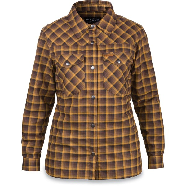 Dakine Westridge Flannel Jacket Damen Funktionsjacke Ombre Plaid