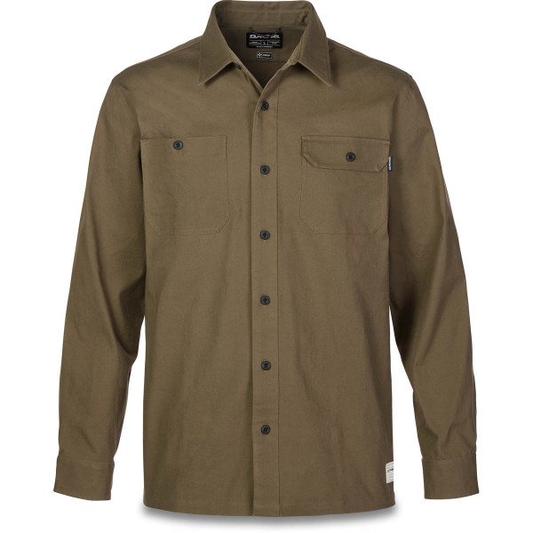 Dakine Orion L/S Shirt Hemd Tarmac