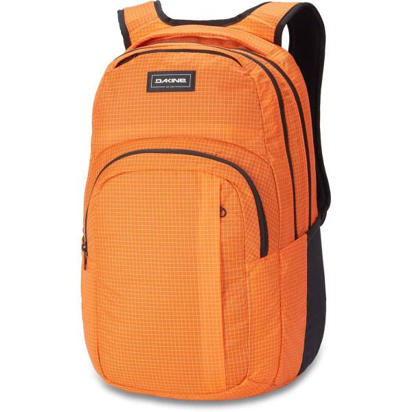 Dakine Campus L 33L Rucksack mit Laptopfach Orange