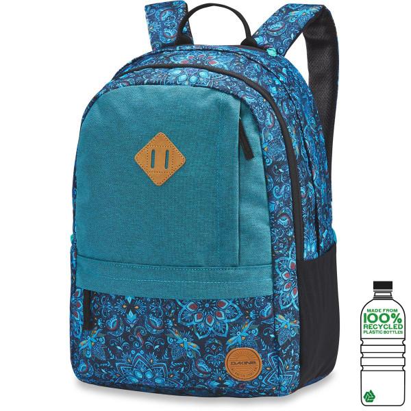 Dakine Byron 22L Rucksack mit Laptopfach Blue Magnolia