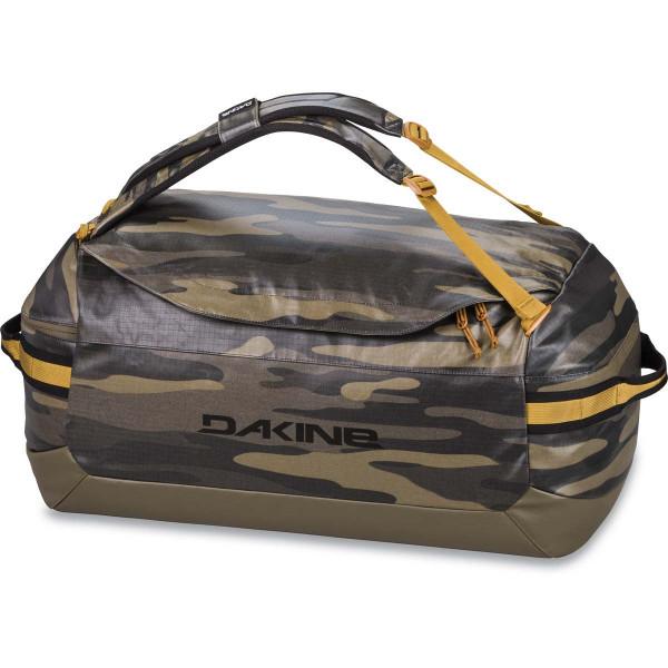 Dakine Ranger Duffle 90L Tasche mit Rucksackgurten Field Camo