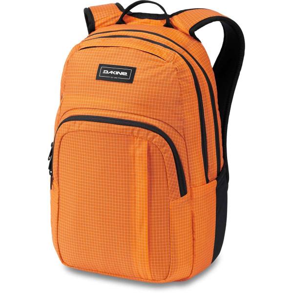 Dakine Campus M 25L Rucksack mit Laptopfach Orange