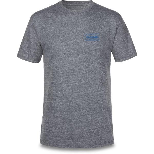 Dakine Peak To Peak T Shirt Heather Grey