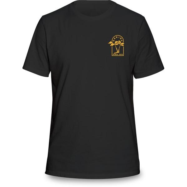 Dakine Electric Sunset T Shirt Herren Black
