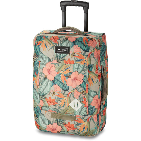 365 Carry On Roller 40L Reisetrolley / Koffer Rattan Tropical