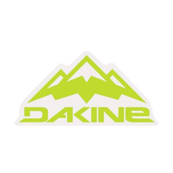 Dakine Lift Aufkleber Citron (10 x 5 cm)