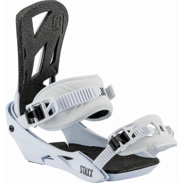 Nitro Staxx Bdg. 18 Snowboard Bindungen Salt