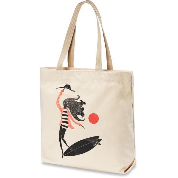 Dakine 365 Canvas Tote 21L Strandtasche / Shopper Lizzy Surfer