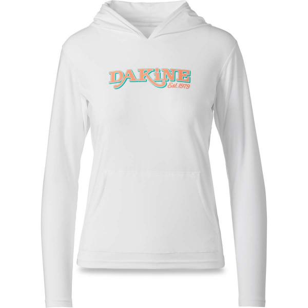 Dakine Womens Flow Loose Fit Hooded L/S Damen Lycra Waikiki