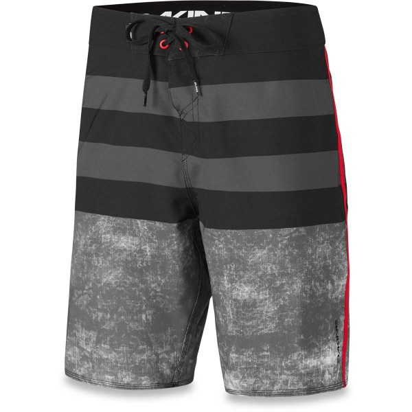Dakine Youngblood Boardshort Herren Badehose Black / Red