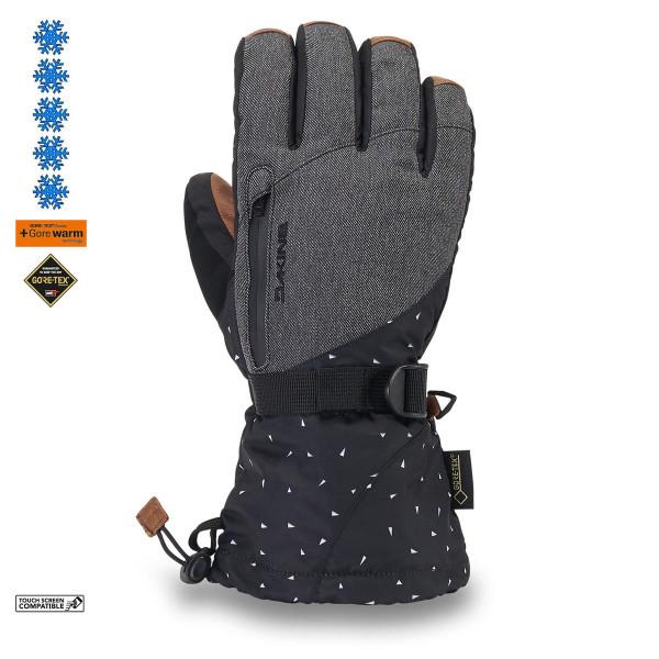Dakine Leather Sequoia Glove Damen Ski- / Snowboard Handschuhe Kiki