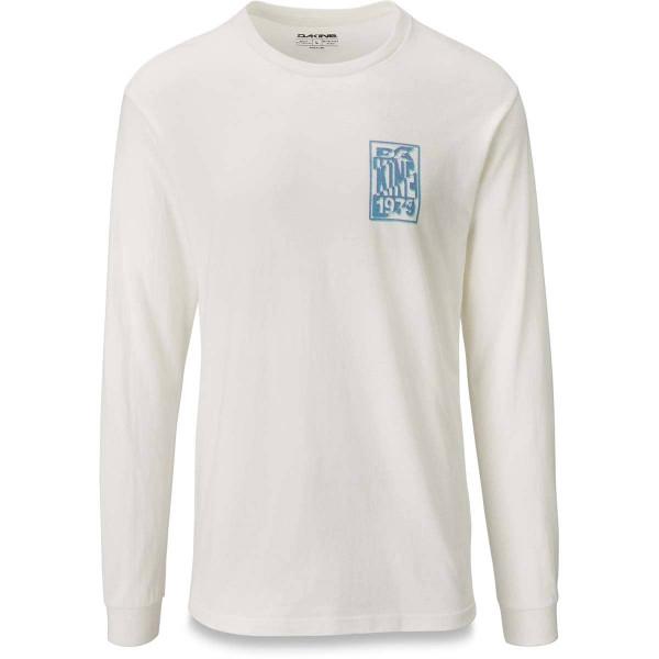 Dakine Ripstack L/S T Shirt Herren Longsleeve Off White