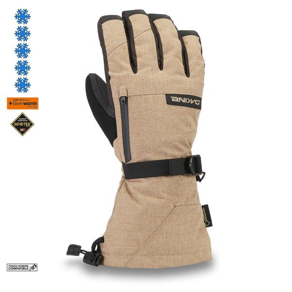 Dakine Titan Glove Ski- / Snowboard Handschuhe Stone
