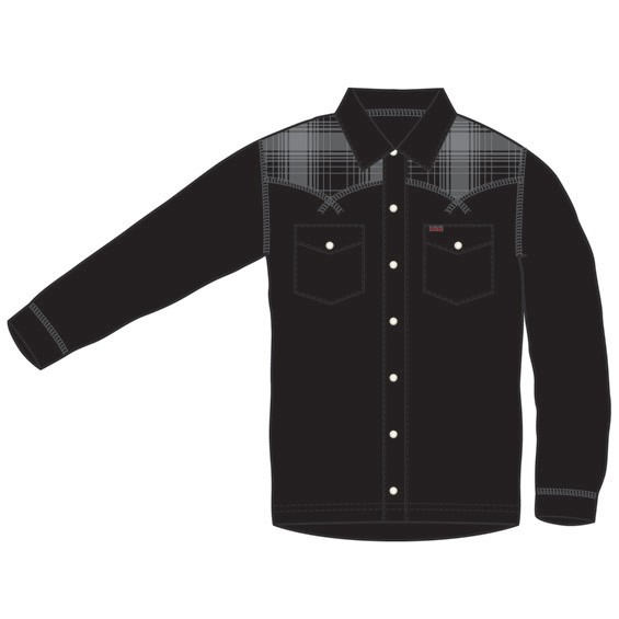 Dakine Rodeo Shirt Funktionsshirt Black Größe S
