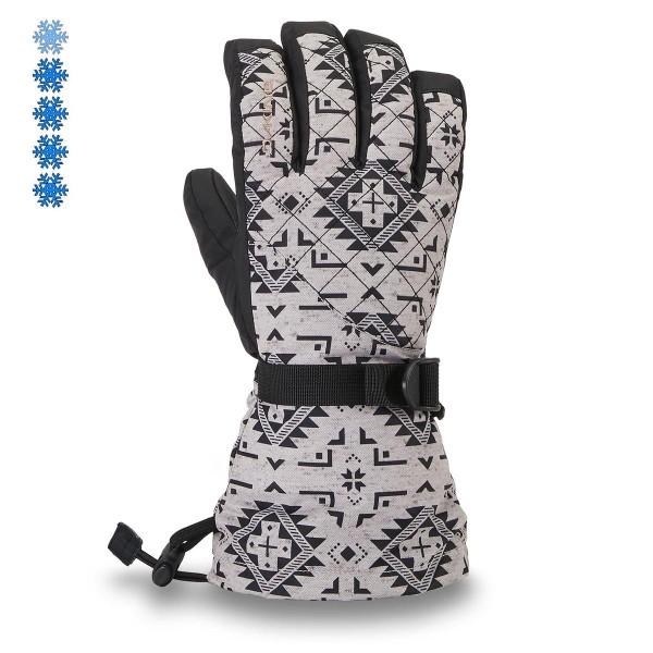 Dakine Lynx Glove Damen Ski- / Snowboard Handschuhe Silverton