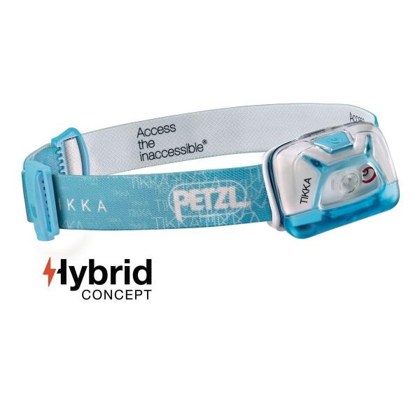 Petzl Tikka Classic Stirnlampe Blau