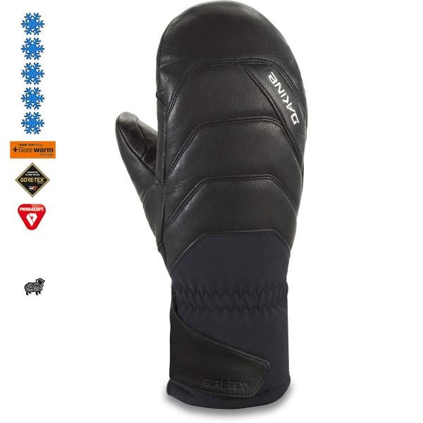 Dakine Galaxy Gore-Tex Mitt Damen Ski- / Snowboard Handschuhe Black