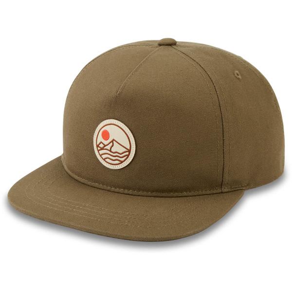 Dakine Monoline Ballcap Cap Dark Olive