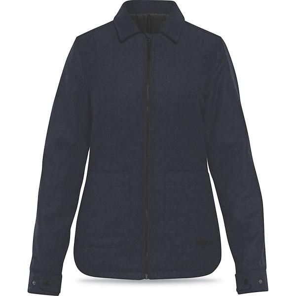 Dakine Womens Cinder Wool Jacket Jacke Midnight