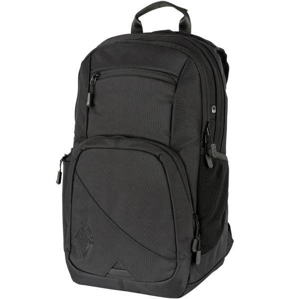 Nitro Stash 24L Rucksack mit Laptopfach True Black