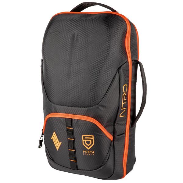 Nitro Gamer Pack 32L Rucksack mit Laptopfach Penta Black