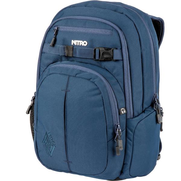 Nitro Chase 35L Rucksack mit Laptopfach Indigo