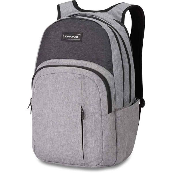 Dakine Campus Premium 28L Rucksack mit Laptopfach Greyscale