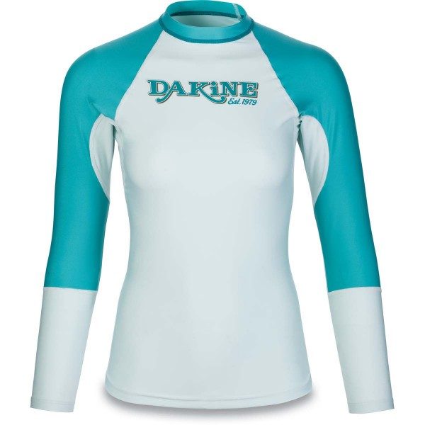 Dakine Womens Flow Snug Fit L/S Damen Lycra Bay Islands