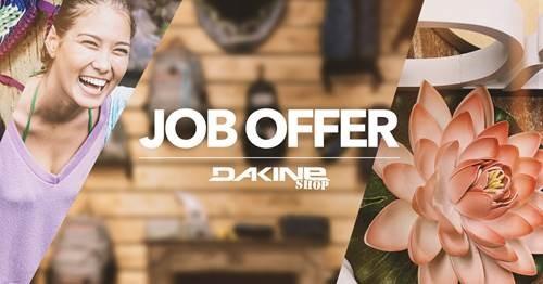 job-offer-dakine-shop-kundenservice