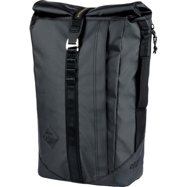 Nitro Scrambler 28+ L Rucksack mit Laptopfach Tough Black