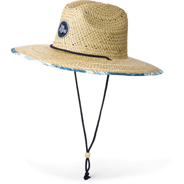 Dakine Pindo Straw Hat Stroh Hut Washed Palm