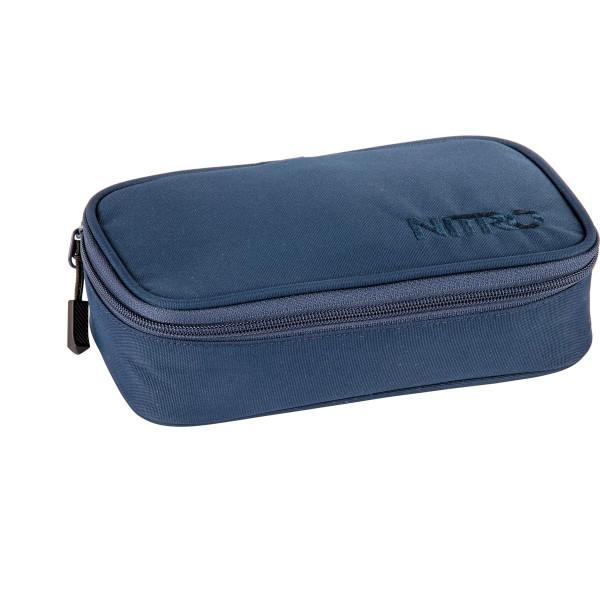 Nitro Pencil Case XL Federmäppchen Indigo