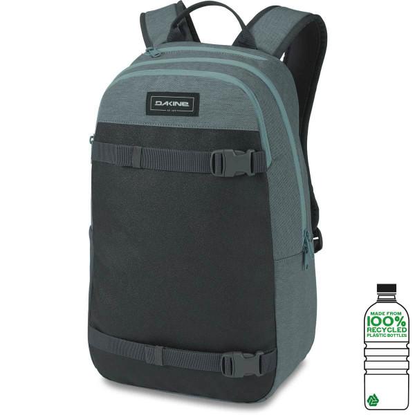 Dakine URBN Mission Pack 22L Rucksack mit iPad/Laptop Fach Lead Blue