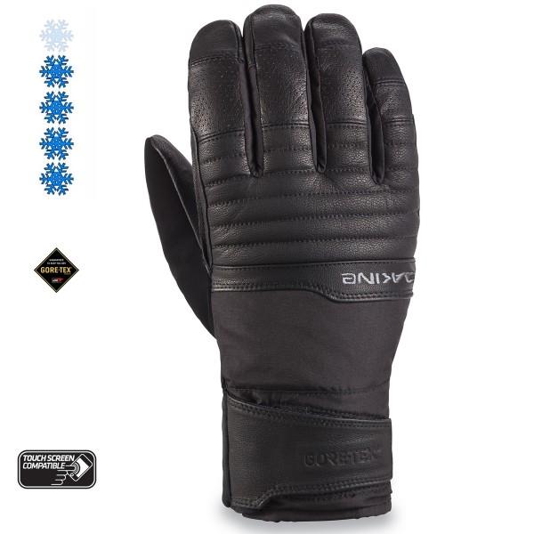 Dakine Maverick Gore-Tex Glove Herren Ski- / Snowboard Handschuhe Black
