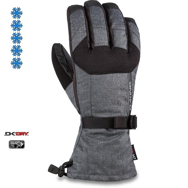 Dakine Scout Glove Ski- / Snowboard Handschuhe mit Innenhandschuh Carbon