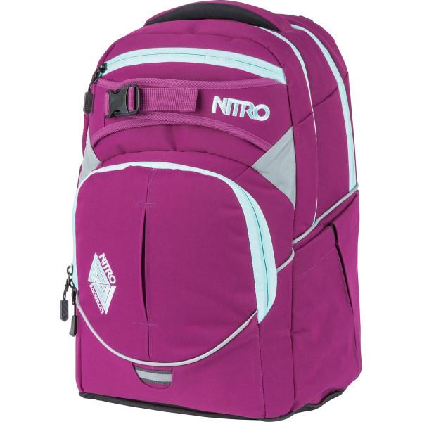 Nitro Superhero 30L Rucksack Grateful Pink