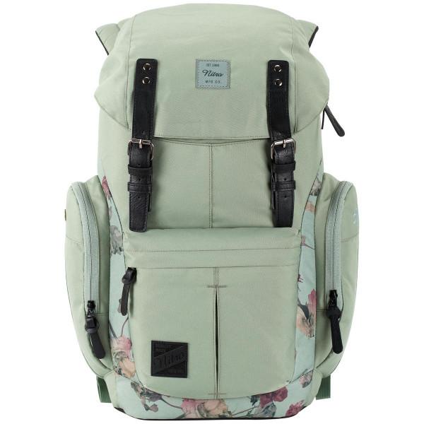 Nitro Daypacker 32L Rucksack mit Laptopfach Dead Flower