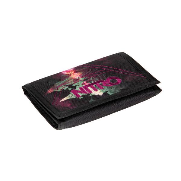 Nitro Wallet Geldbeutel Black Rose