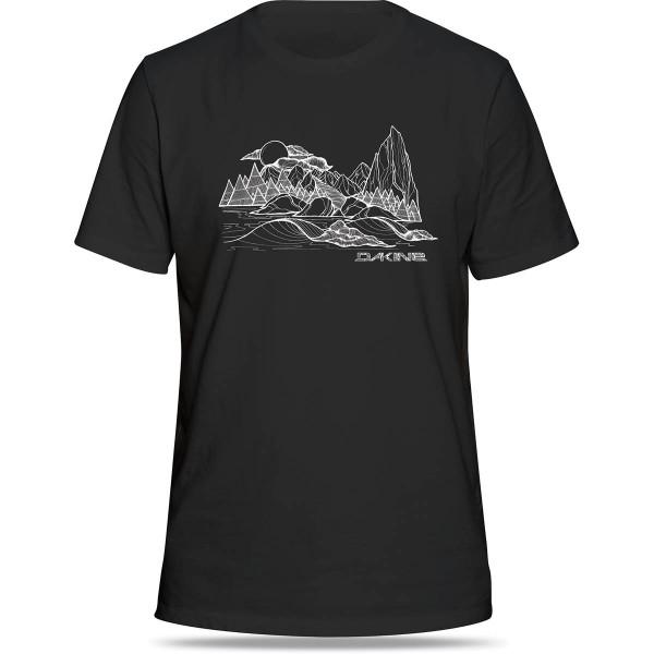Dakine Benchetler Herren T-Shirt Black