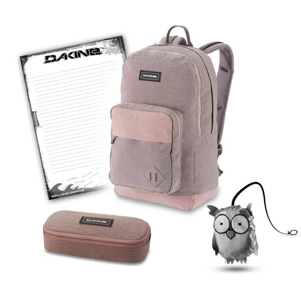 Dakine 365 Pack DLX 27L + School Case + Emma + Block Schulset Sparrow